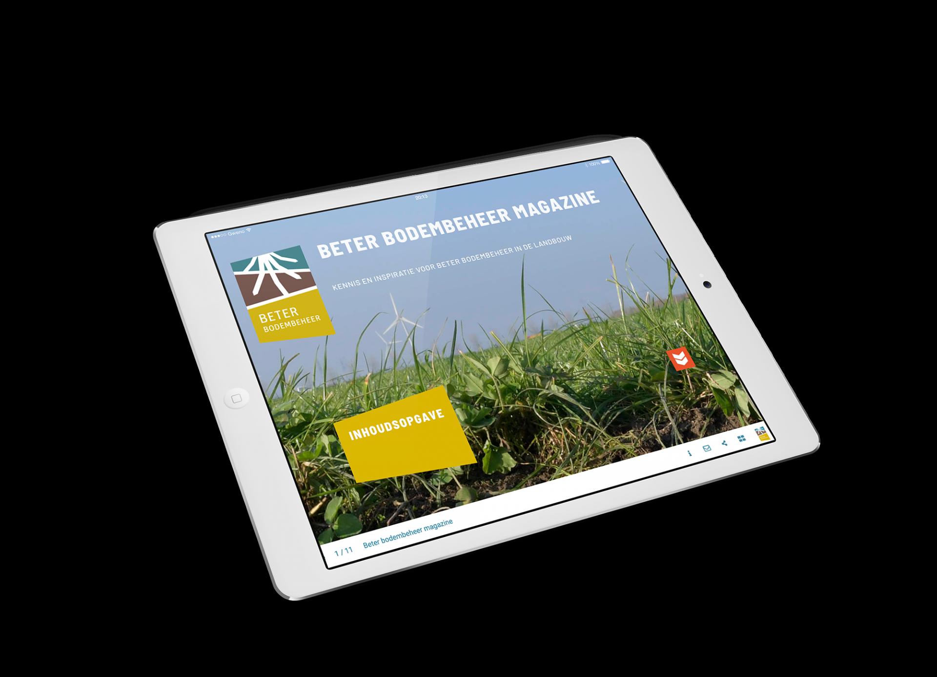 WUR Online magazine - JEEN. agri & food