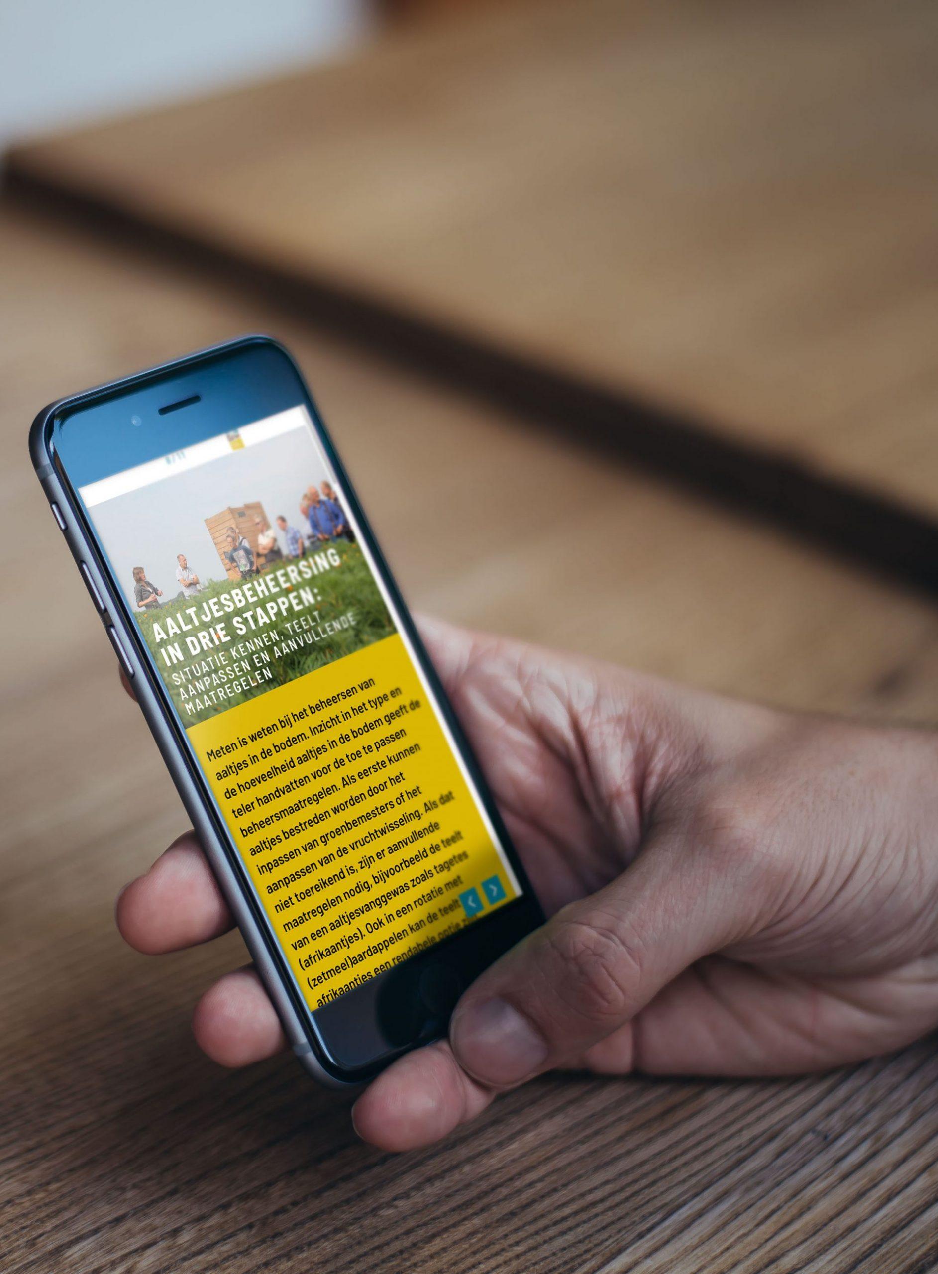 WUR Online magazine - JEEN. agri & food3