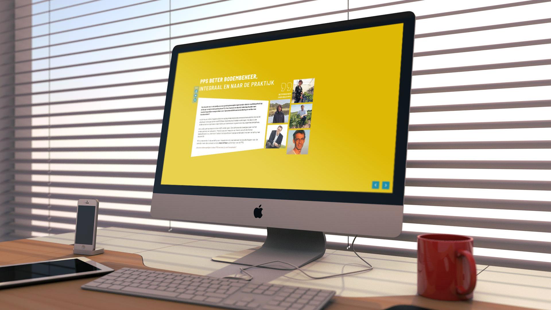 WUR Online magazine - JEEN. agri & food4